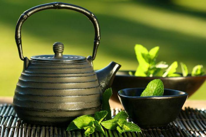 Зеленый чай для кормящей мамы