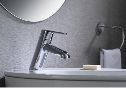 Раковина для ванной без отверстия под смеситель