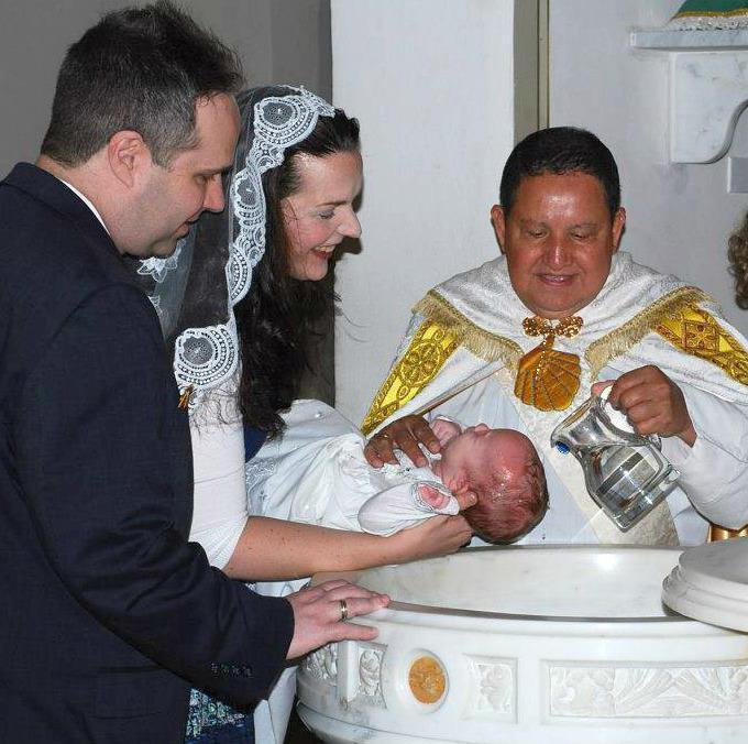 Крестная мама обязанности при крещении