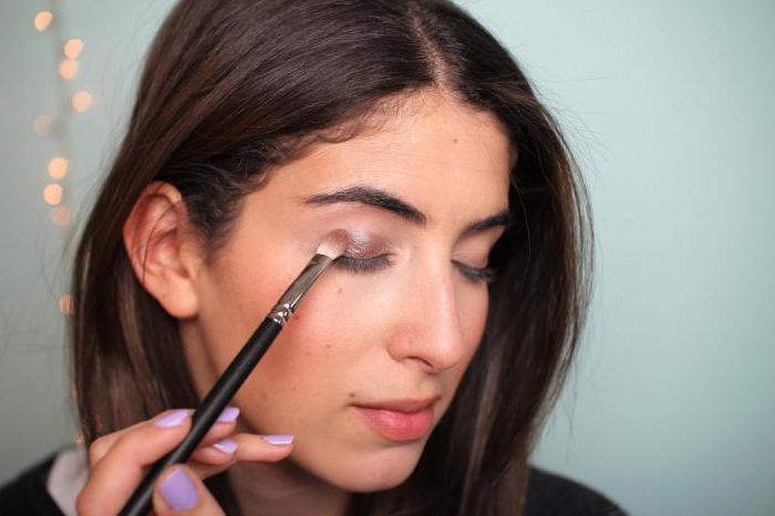 уроки макияжа для начинающих пошагово