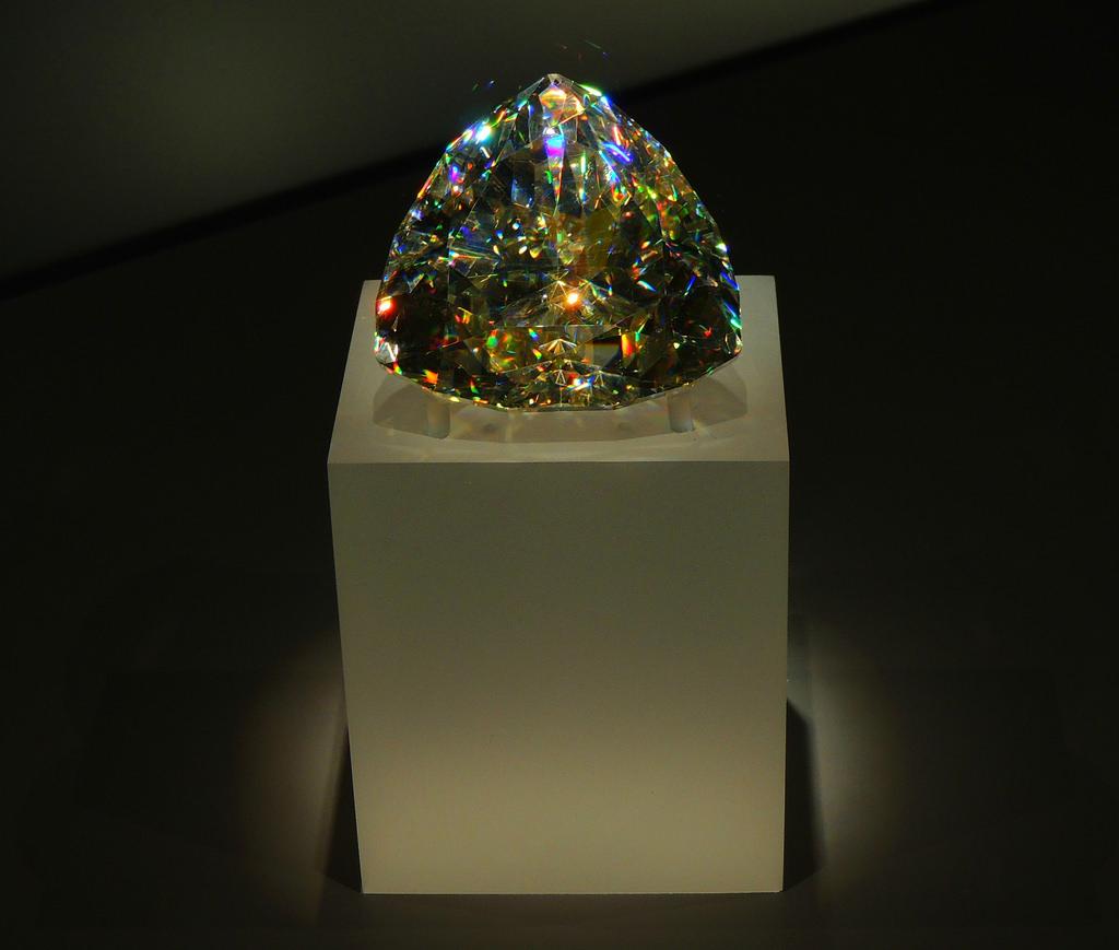 Имитация бриллианта: виды, названия, способы получения и использование