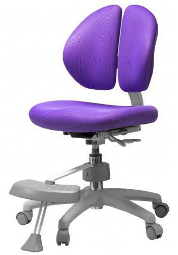 детское ортопедическое кресло duorest kids