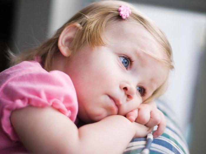 Почему ночью кричит ребенок