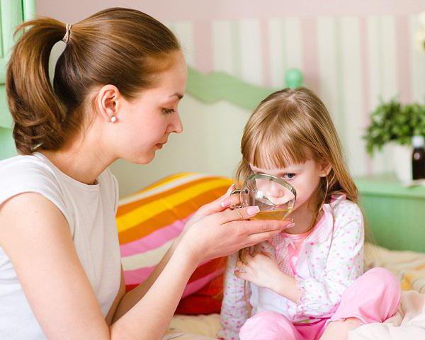кашель от глистов у детей