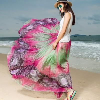юбка пляжная