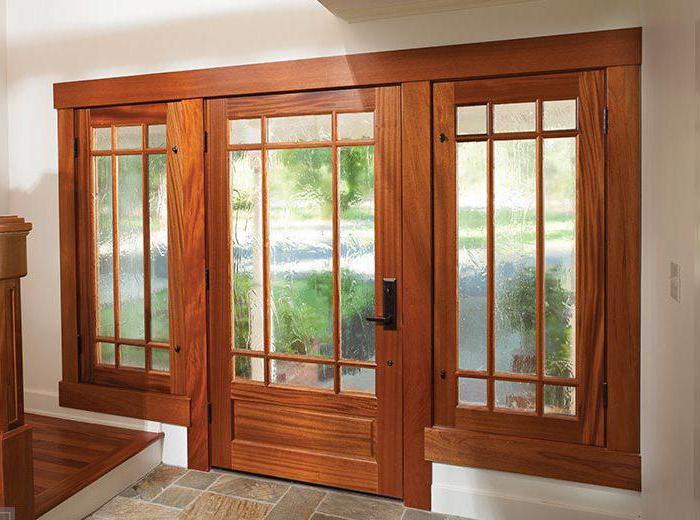 Изготовление деревянных дверей по индивидуальным размерам