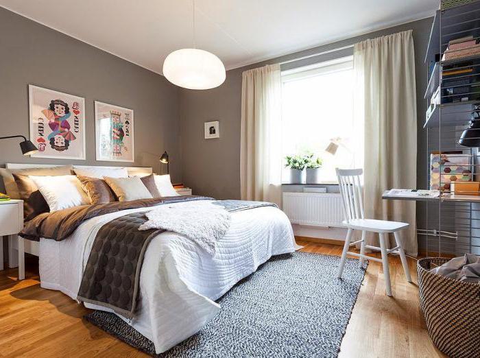Квартира в скандинавском стиле проект