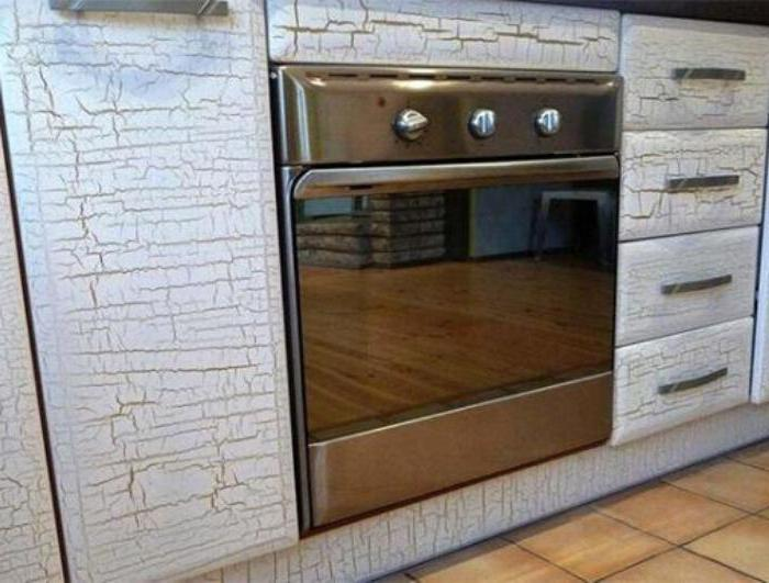 Сколько стоит замена фасада кухни