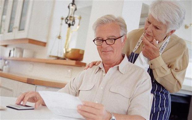 во сколько лет выходят на пенсию