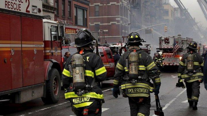 Американские пожарные. Как работает пожарная служба в США