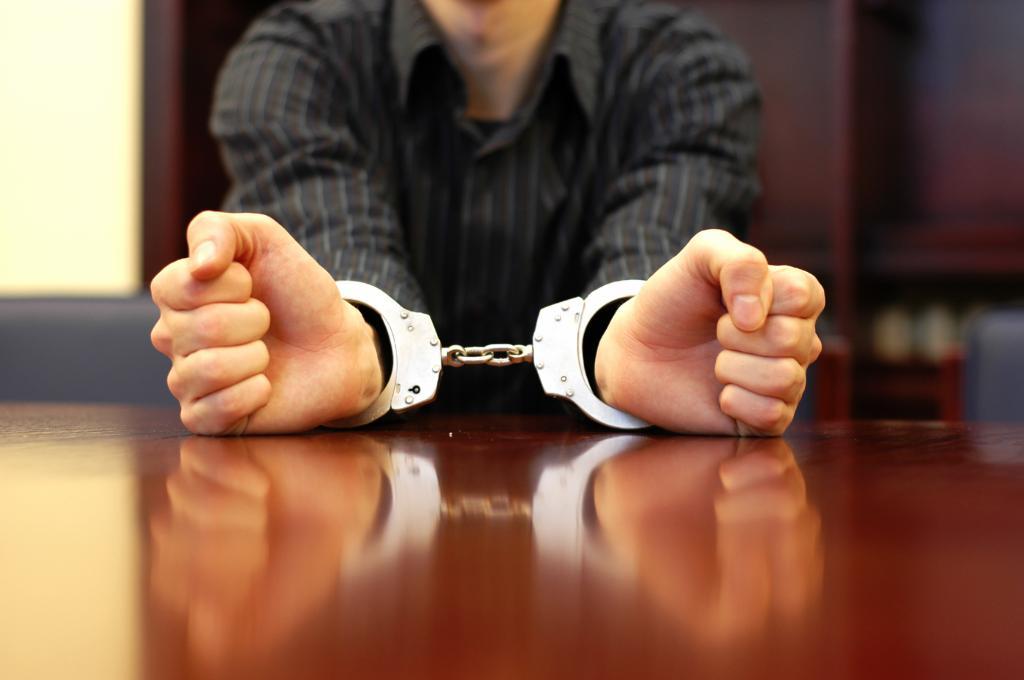 личность преступника рецидивиста