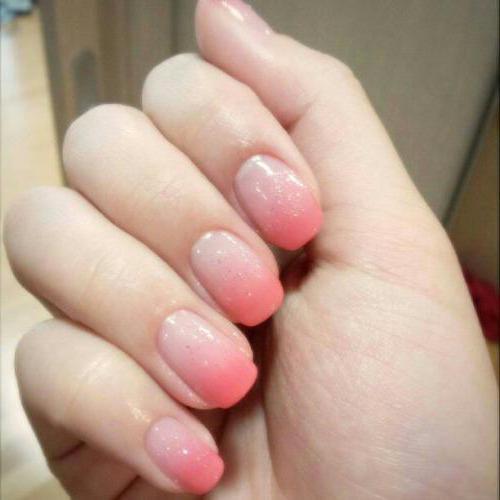 покраска ногтей в домашних условиях