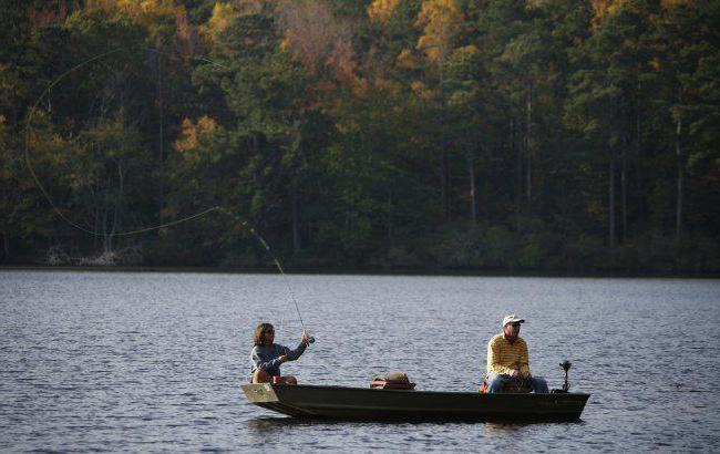 отчеты о рыбалке в Вологодской области