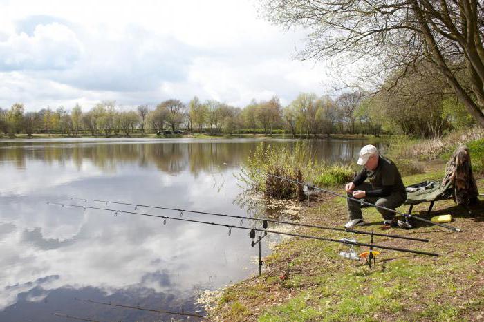 калининград озера рыбалка