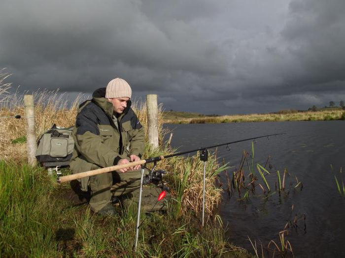 самоподсекающая удочка для летней рыбалки