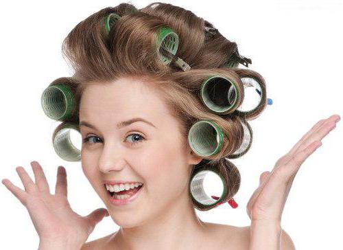 бигуди для волос