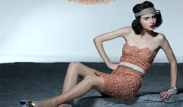 платья ванессы монторо со схемами