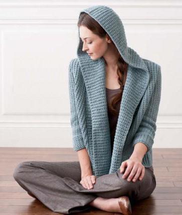 Схемы вязания кардиганов спицами для женщин. Вязание для начинающих