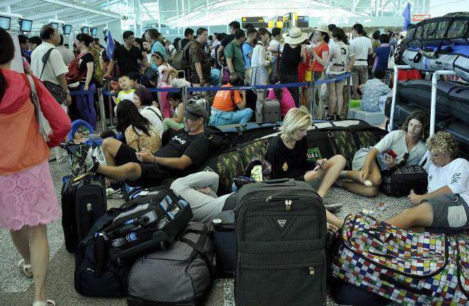 Задержка рейса: права пассажиров на компенсацию