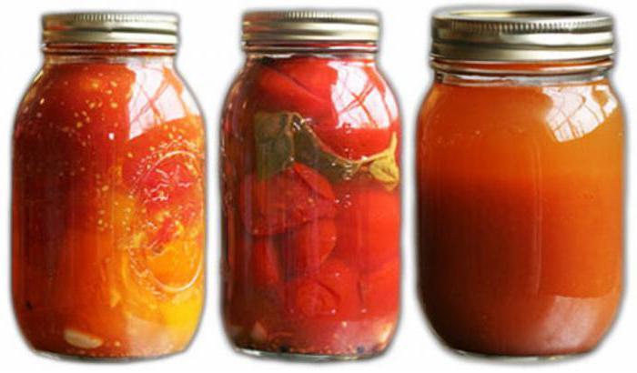 закуски из помидоров на зиму рецепты
