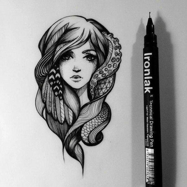 линеры для рисования