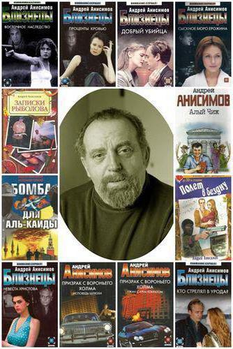 Книги Анисимова Андрея