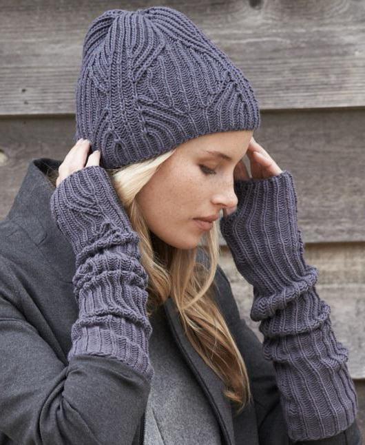 бриошь вязание