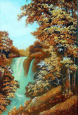 янтарь картины москва