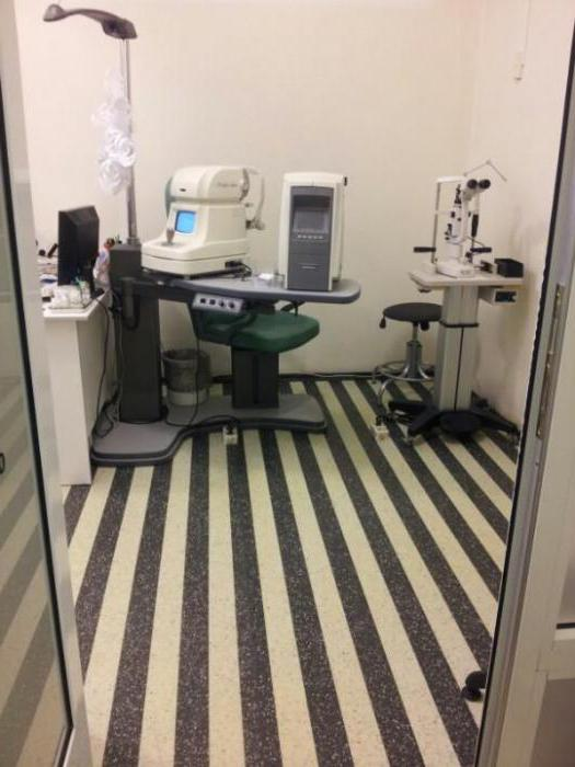 клиника микрохирургии глаза газпром