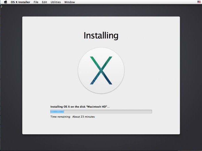 как установить mac os на ноутбук lenovo