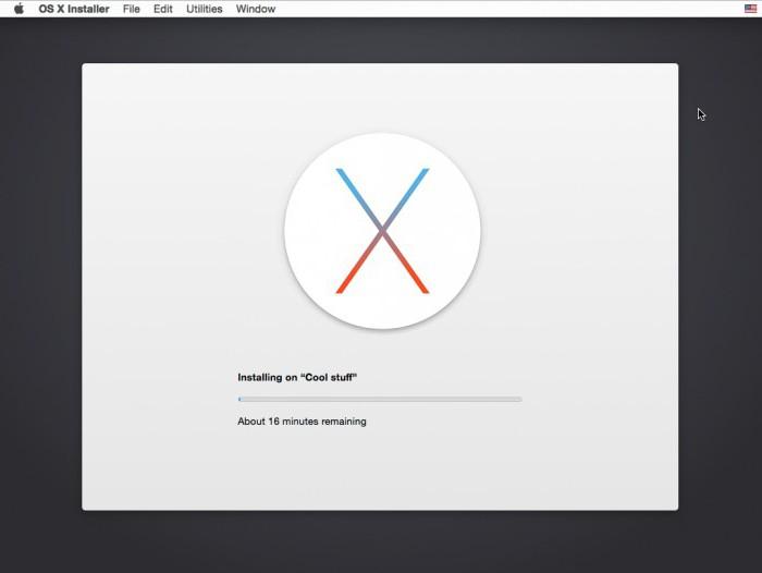 как установить mac os на ноутбук asus