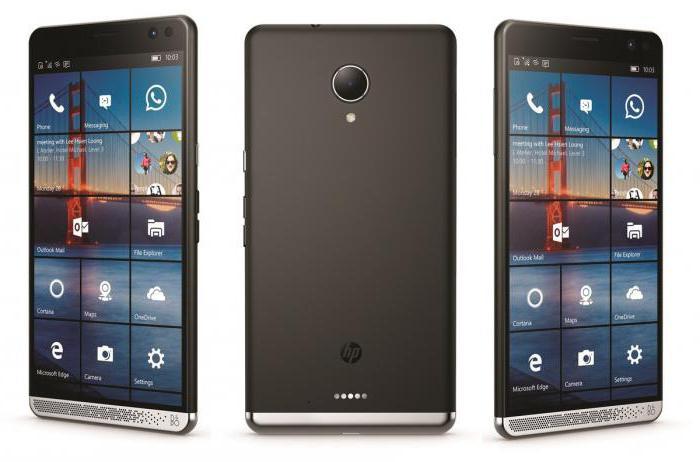 телефон на базе windows mobile