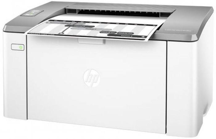принтер hp laserjet ultra m106w отзывы