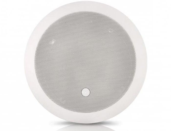 потолочная акустическая система ecler ic8