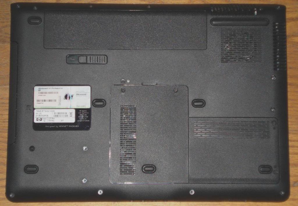 как узнать модель ноутбука hp pavilion g7