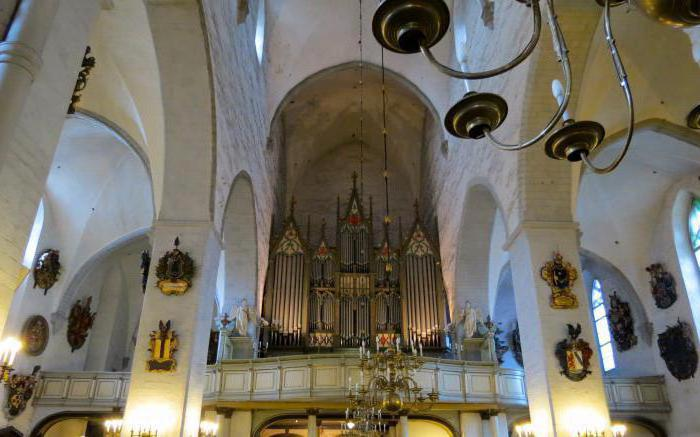 домский собор в таллине концерты