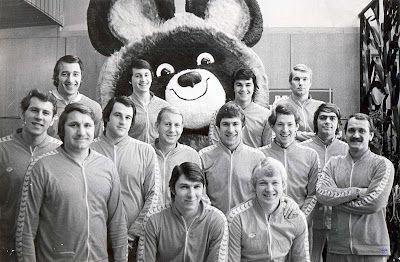 олимпийский мишка песня