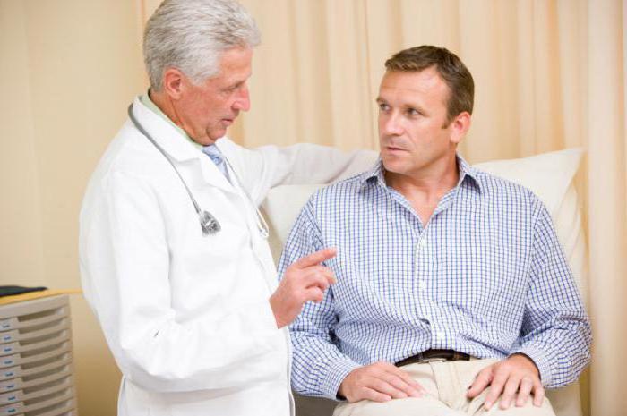причины рака кишечника у мужчин