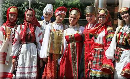 народы самарской области