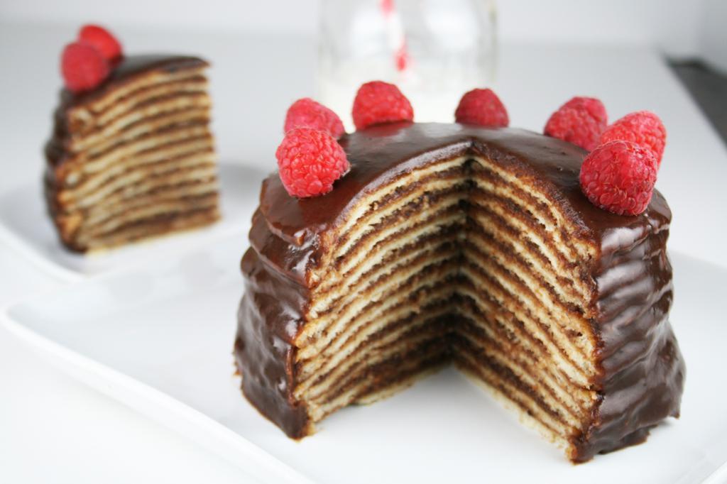 блинный торт рецепт со сметанным кремом фото одной битв, его