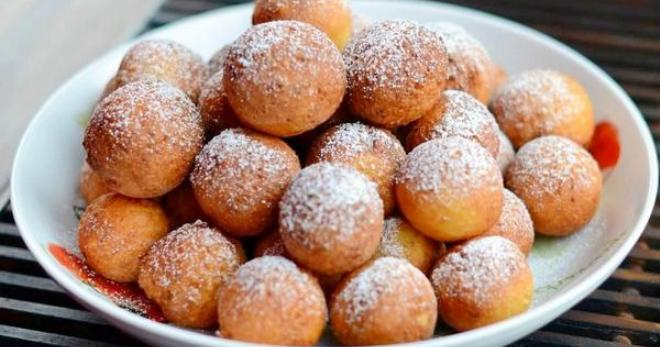 curd balls