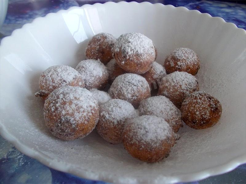 deep-fried cottage cheese balls recipe