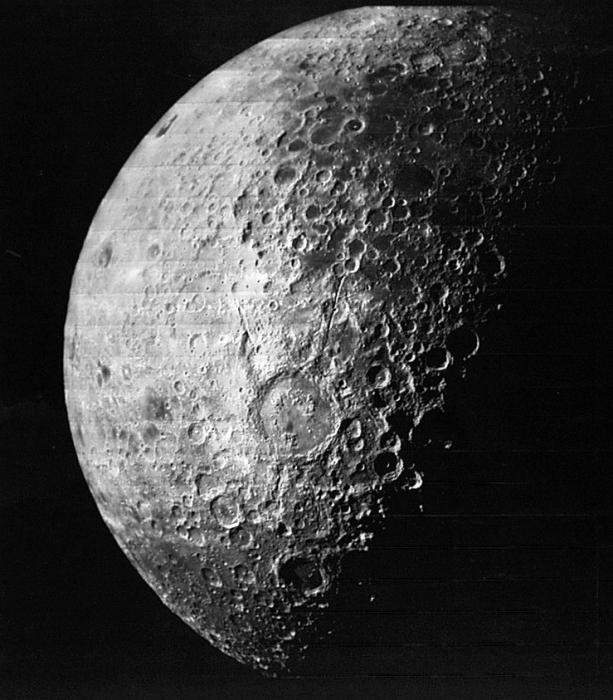 Каков диаметр Луны?
