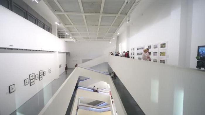 мультимедиа арт музей москва ул остоженка