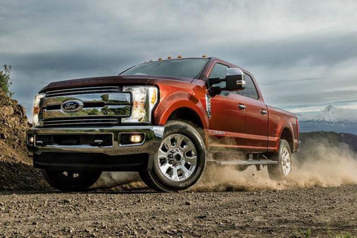 Ford Super Duty – бессмертная классика