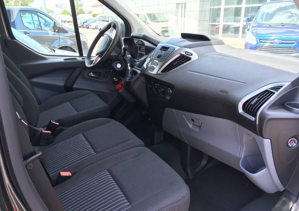 форд транзит салон