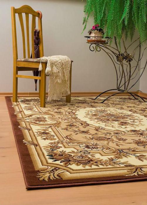 полипропиленовые ковры отзывы