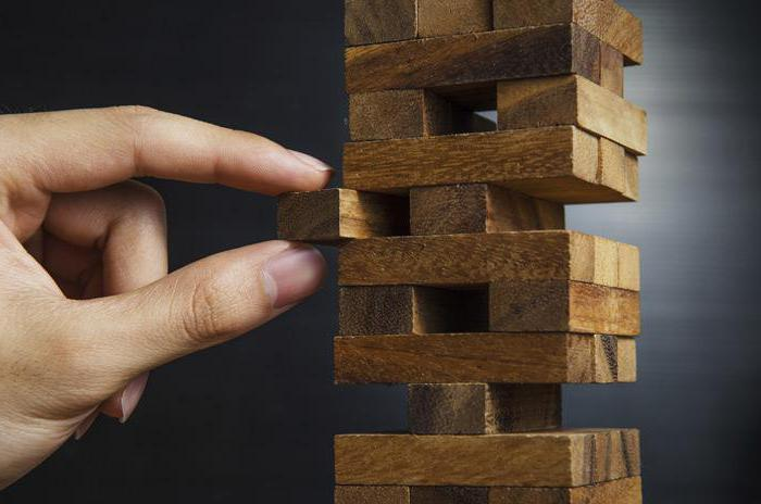 дженга правила игры с кубиками