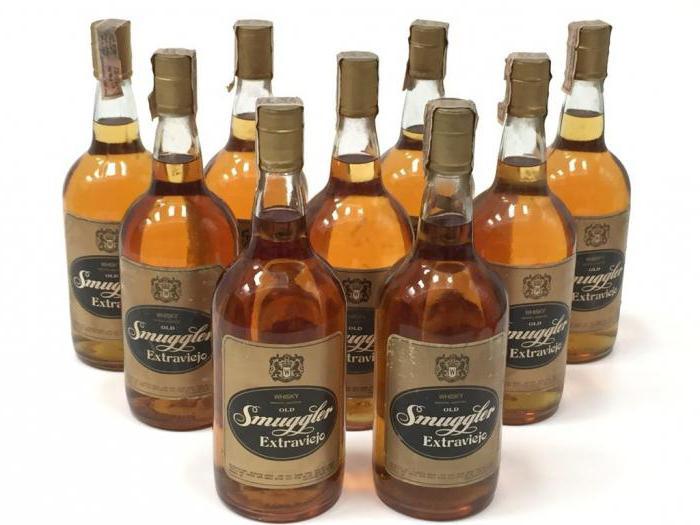 виски old smuggler 0 7