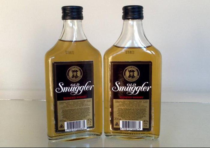 виски old smuggler